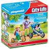 Playmobil City Life Anyuka gyerekekkel 70284