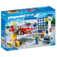 Playmobil City Life Autószerelő műhely 70202 playmobil