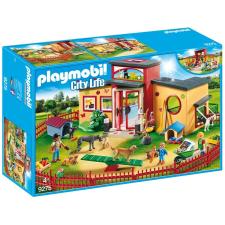 Playmobil City Life Tappancs állathotel 9275 playmobil
