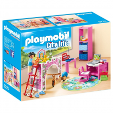 Playmobil City Life Vidám gyerekszoba (9270) playmobil
