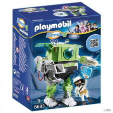 Playmobil Cleano Robot Playmobil Super 4 gyerek playmobil