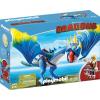Playmobil Dragons Astrid és Viharzó 9247