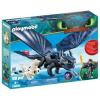 Playmobil Dragons Hablaty és Fogatlan bébisárkánnyal 70037