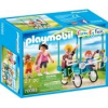 Playmobil Family Fun Családi bringóhintózás 70093