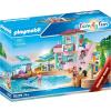 Playmobil Family Fun Fagyizó a kikötőben 70279
