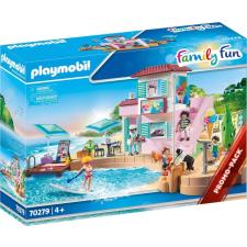 Playmobil Family Fun Fagyizó a kikötőben 70279 playmobil