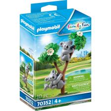 Playmobil Family Fun Koalák kicsinyükkel 70352 playmobil