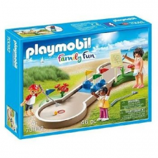 Playmobil Family Fun Minigolf (70092) playmobil