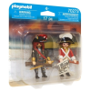 Playmobil Kalózkapitány és katona 70273