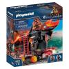 Playmobil Novelmore Burnham tüzes faltörő kosa 70393