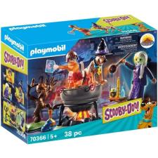 Playmobil Scooby-Doo! Kaland a boszorkányüstben 70366 playmobil
