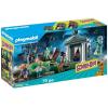 Playmobil Scooby-Doo! Kaland a temetőben 70362