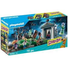 Playmobil Scooby-Doo! Kaland a temetőben 70362 playmobil