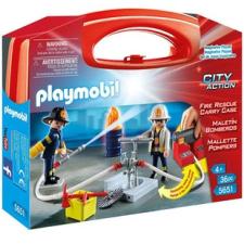 Playmobil Tűzoltás mesterfokon szett playmobil
