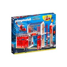 Playmobil Tűzoltóság helikopterrel - 9462 playmobil