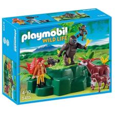 Playmobil Zoológus gorillákkal és okapikkal - 5415 playmobil