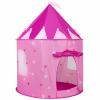 PlayTo Gyermek sátor vár PlayTo rózsaszín