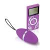 Pleaisirs Secrets - rádiós vibrációs tojás (lila)