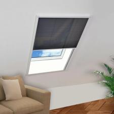 Pliszé ablak szúnyogháló alumíniumból 80 x 120 cm szúnyogháló