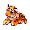 Plüss leopárd - 40 cm