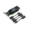 PNY Quadro K1200 4GB GDDR5 128bit PCIe (VCQK1200DP-PB)