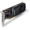 PNY Quadro P1000 4GB GDDR5 128bit low profile grafikus kártya