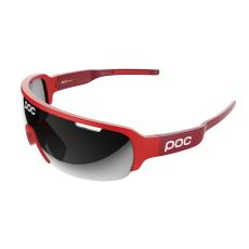 POC DO Half Blade Bohrium Red Violet-Silver Mirror 10.0