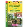 Podunajsko - západ, Bratislava / Dunamente nyugat–Pozsony turista- és kerékpáros térkép/ Shocart