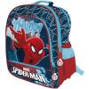 Pókember , Spiderman iskolatáska, táska 41 cm