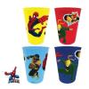 Pókember , Spiderman pohár szett - 4 darabos