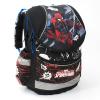 Pókember: Ultimate Spider-man anatómiai hátizsák – fekete-kék