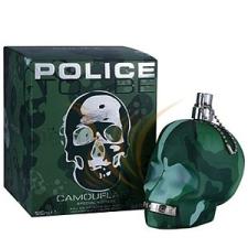 Police To Be Camouflage Special Edition Eau De Toilette 40 ml parfüm és kölni