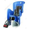Polisport Bilby gyerekülés hátsó vázra dönthető, kék/szürke
