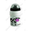 Polisport Kulacs Polisport 0,3l Boci zárható kupakkal fehér/pink