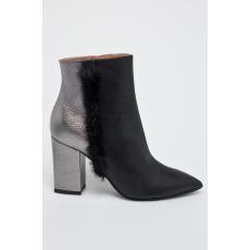 Pollini - Magasszárú cipő - fekete - 1345946-fekete