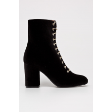 Pollini - Magasszárú cipő - fekete - 1449441-fekete