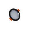 Polux LED Beépíthető lámpa VENUS LED/7W fekete