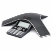 Polycom 2200-40000-001 Polycom SoundStation IP 7000  Polycom SoundStation IP 7000 - conference VoIP phone Black, FTP / TFTP / HTTP / HTTPS, LCD, 255 x 128 pixels, Ethernet 10/100 Base-T, 2.5 mm
