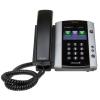 "Polycom Business Media Phone, 12-Line, HD Voice, 3.5"" TFT (320 x 240), 2 x Gigabit Ethernet RJ-45, 2 x USB 2.02200-44500-019"