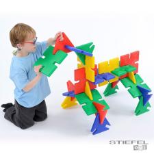 Polydron Mágneses PolyPlay 24 darabos építő készlet barkácsolás, építés