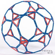 Polydron tízszög készlet barkácsolás, építés