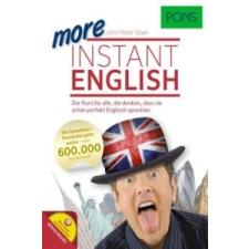 PONS More Instant English – John P. Sloan idegen nyelvű könyv