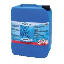 Pontaqua Sanisolar fertőtlenítőszer szoláriumpadok, szaunák fertőtlenítésére 1 l medence kiegészítő