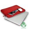 "Port Notebook tok 15,6"" Milano, piros (140705)"