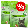 Porta 21 gazdaságos csomag 2 x 10 kg ill. 2 x 2 kg - Feline Finest Kitten (3 x 2 kg)