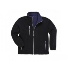 Portwest F401 - City polár pulóver - fekete