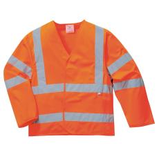 Portwest FR85 Jól láthatósági antisztatikus kabát - Lángálló