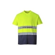 Portwest Portwest S173 Kéttónusú pamut komfort póló