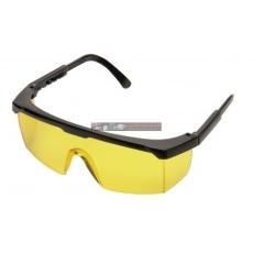 Portwest PW33 Klasszikus védőszemüveg (SÁRGA)