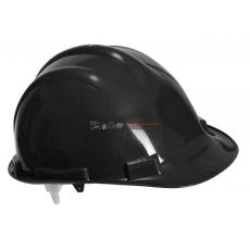 Portwest PW50 Endurance védősisak - PP (FEKETE)